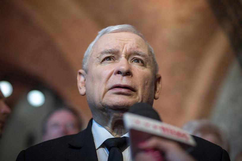 Jarosław Kaczyński /Michal Wozniak /East News