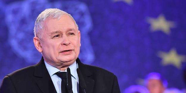 Jarosław Kaczyński /PAP