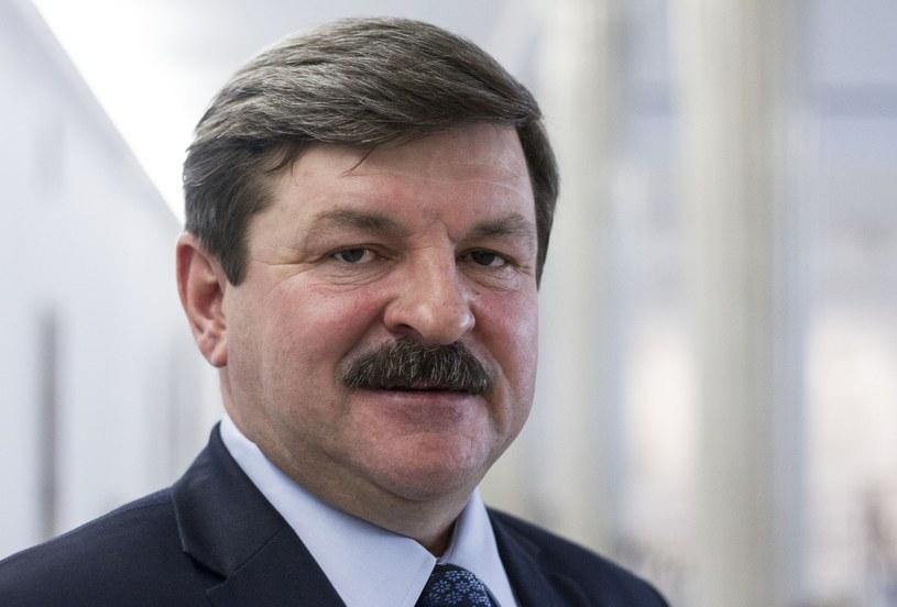 Jarosław Kalinowski, europoseł PSL /Fot.Krystian Dobuszynski /Reporter