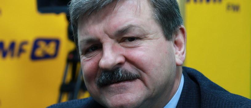 Jarosław Kalinowski /RMF FM