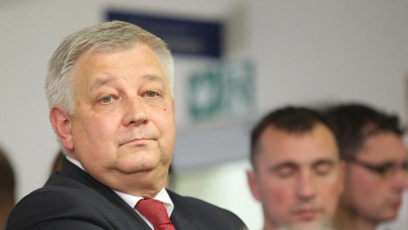 Jaroslaw Karcz /Fot Tomasz Jastrzebowski /Reporter
