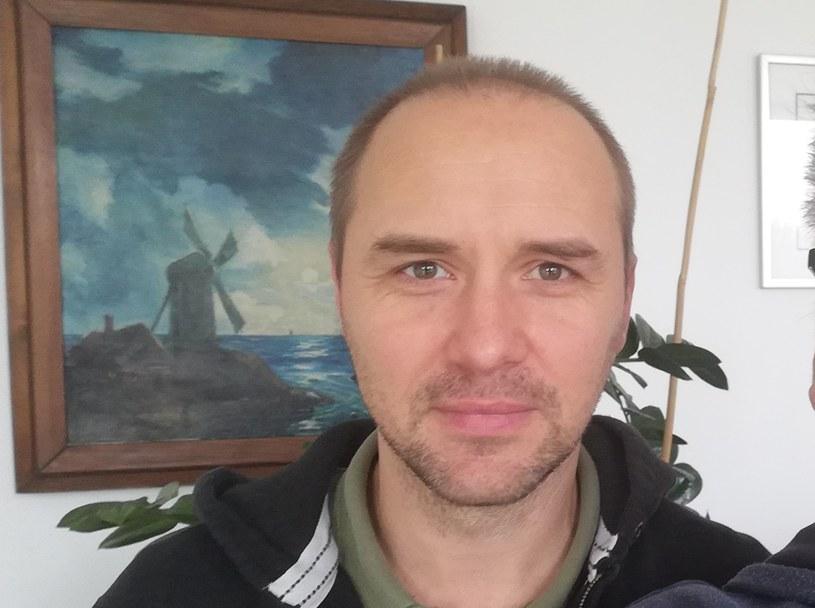 Jarosław Kaszowski, były piłkarz Piasta Gliwice /Paweł Czado /INTERIA.PL