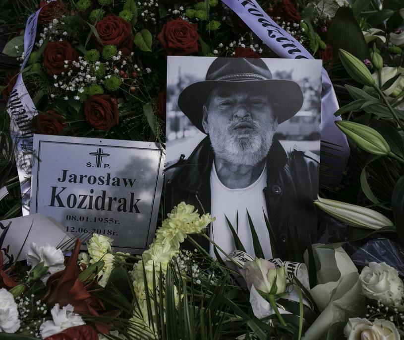 Jarosław Kozidrak, fot. WOJTEK JARGILO /East News