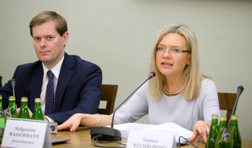 Jarosław Krajewski i Małgorzata Wassermann /Jan Bielecki /East News