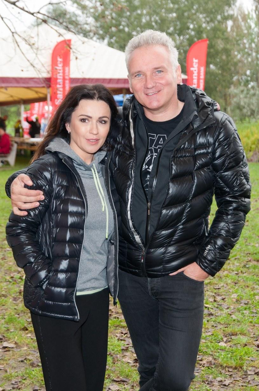Jarosław Kret i Beata Tadla /Artur Zawadzki /East News