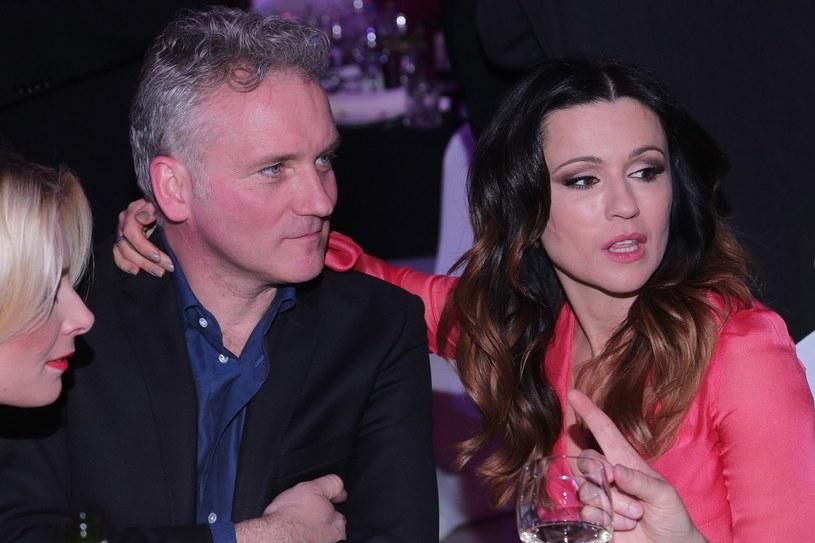 Jarosław Kret i Beata Tadla /Kamil Piklikieiwcz /East News