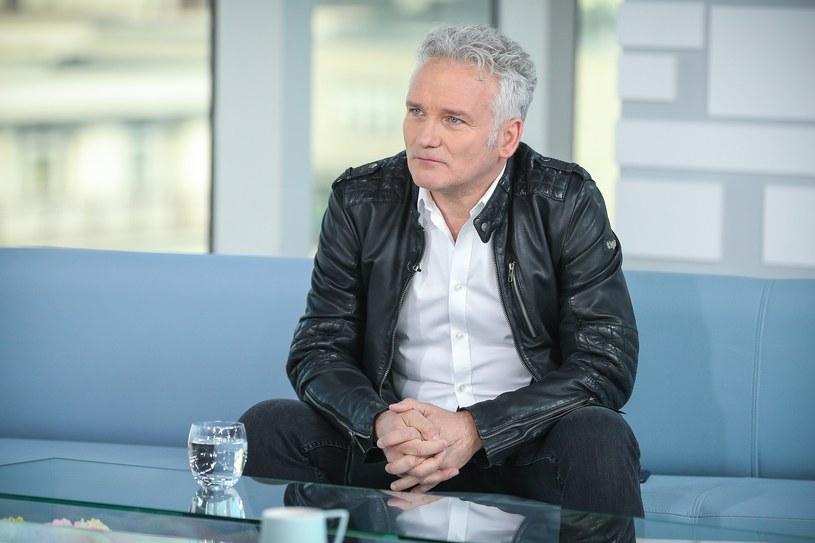 Jarosław Kret opowiedział publicznie o swoich zmaganiach z depresją /Kamil Piklikiewicz/DDTVN /East News