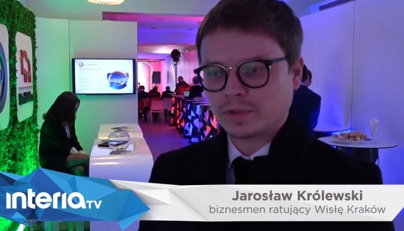 Jarosław Królewski /INTERIA.PL