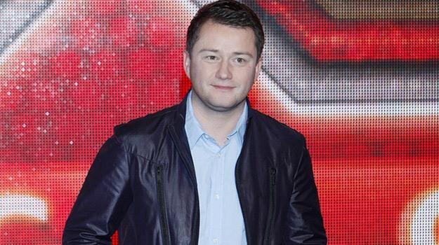 """Jarosław Kuźniar na planie programu """"X Factor"""" /AKPA"""