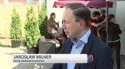 Jarosław Milner marzy o własnym talk-show