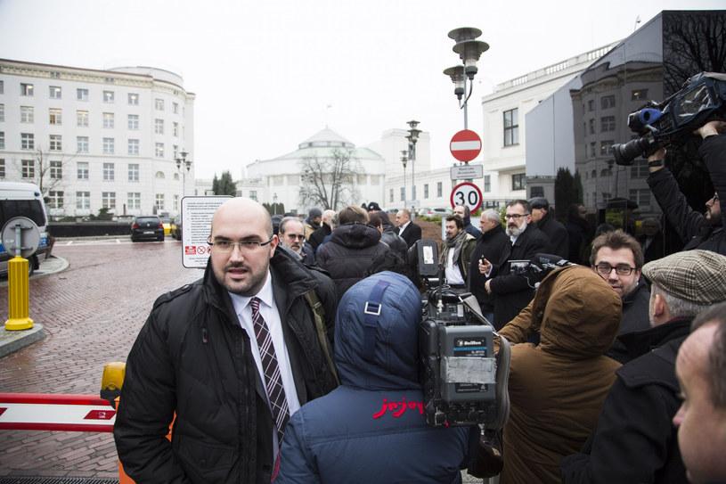 Jarosław Olechowski /Andrzej Hulimka  /Reporter