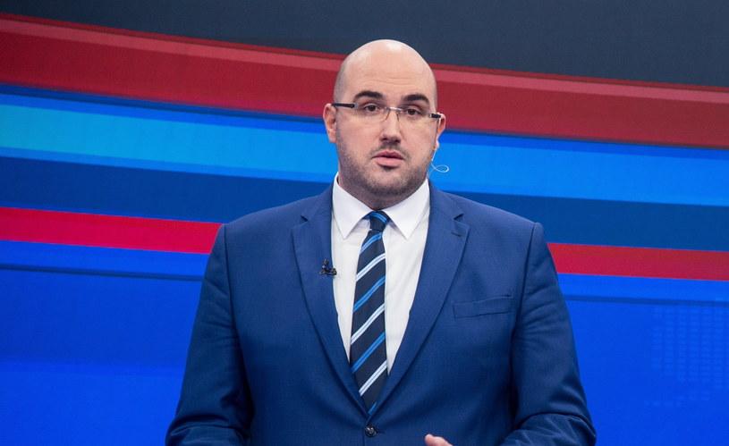 Jarosław Olechowski /TVP /Agencja FORUM