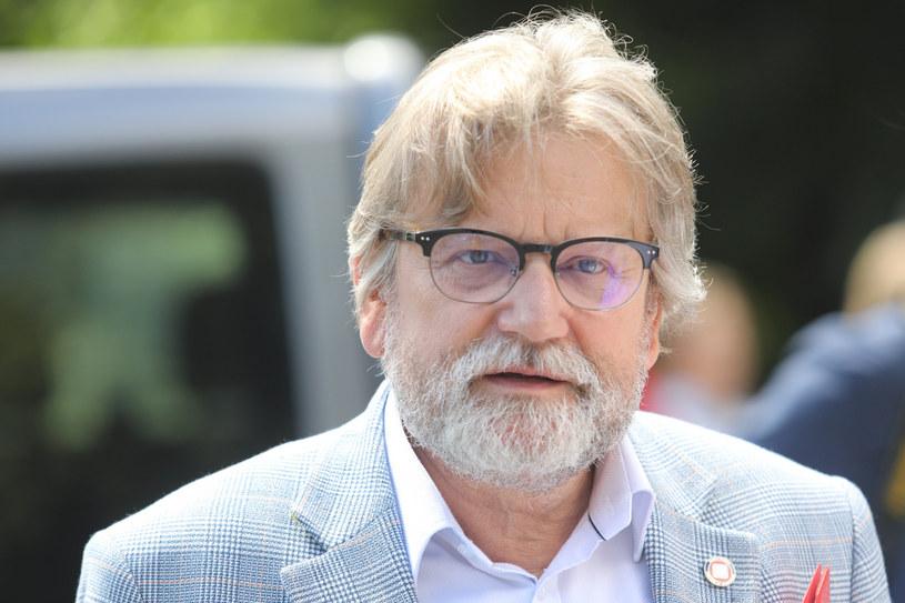 Jarosław Pinkas, Główny Inspektor Sanitarny /Tomasz Jastrzebowski/REPORTER /Reporter