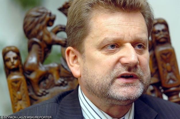 Jarosław Pinkas, wiceminister zdrowia. Fot. Szymon Laszewski ZW /Reporter