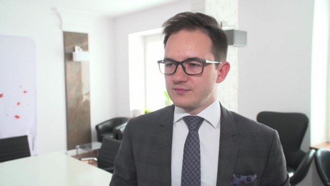 Jarosław Ryba, prezes zarządu Polskiego Związku Instytucji Pożyczkowych /Newseria Biznes