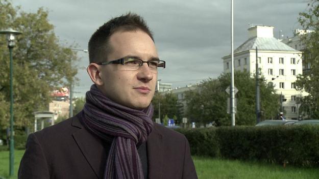Jarosław Ryba, prezes Związku Firm Pożyczkowych /Newseria Biznes