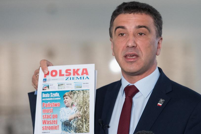 Jaroslaw Sachajko /Tomasz Jastrzebowski/REPORTER /East News
