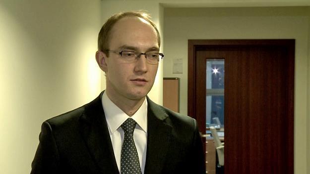Jarosław Sadowski, analityk Expandera /Newseria Biznes