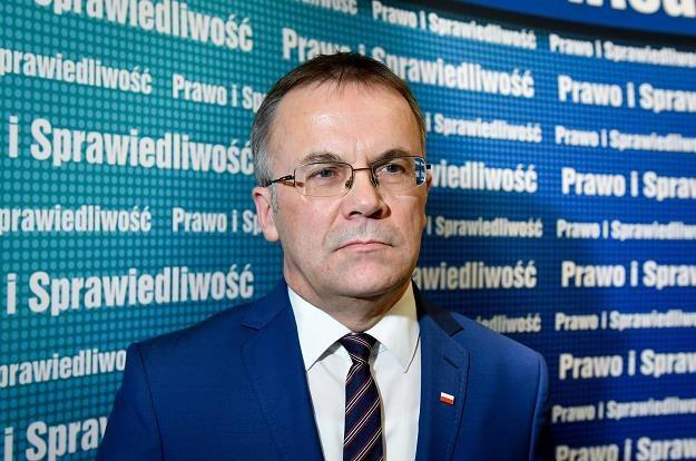Jarosław Sellin /fot. Piotr Bławicki /East News