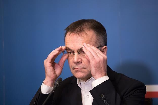 Jarosław Sellin, wiceminister kultury. Fot. Paweł Wiśniewski /Agencja SE/East News