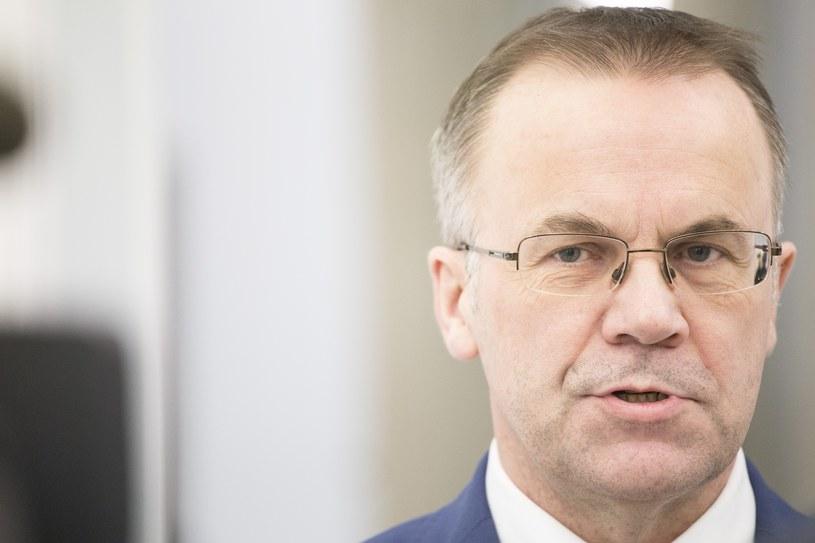 Jarosław Sellin /Maciej Luczniewski /Reporter