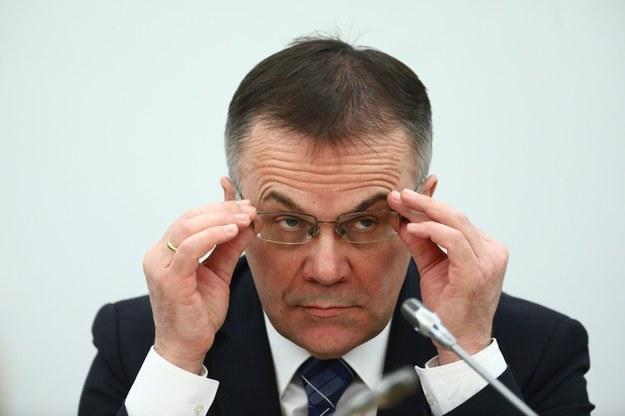 Jarosław Sellin /Stanisław Kowalczuk /East News