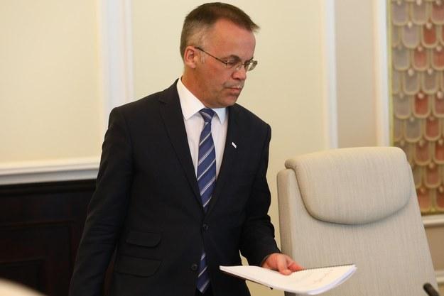 Jarosław Sellin /Rafał  Guz /PAP