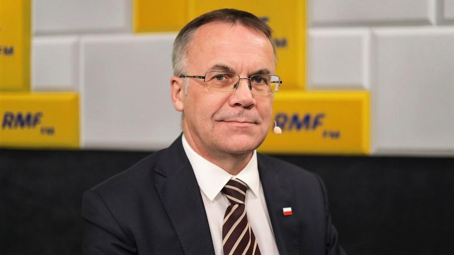 Jarosław Sellin /Michał Dukaczewski /RMF FM