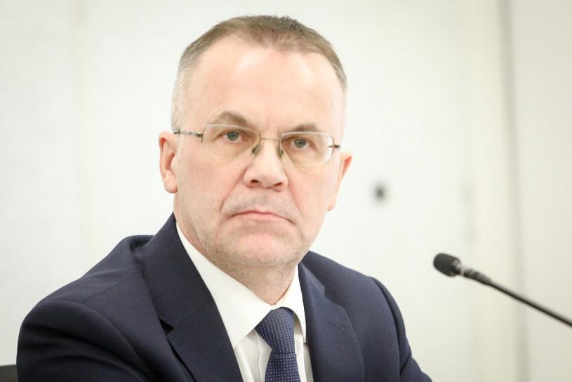 Jarosław Sellin /Fot Tomasz Jastrzebowski /Reporter