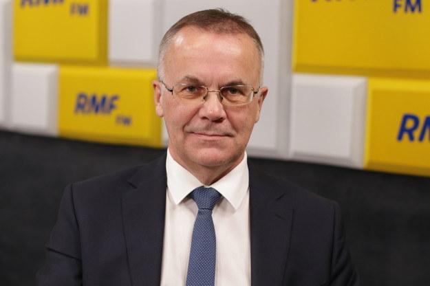 Jarosław Sellin /Jakub Rutka /RMF FM