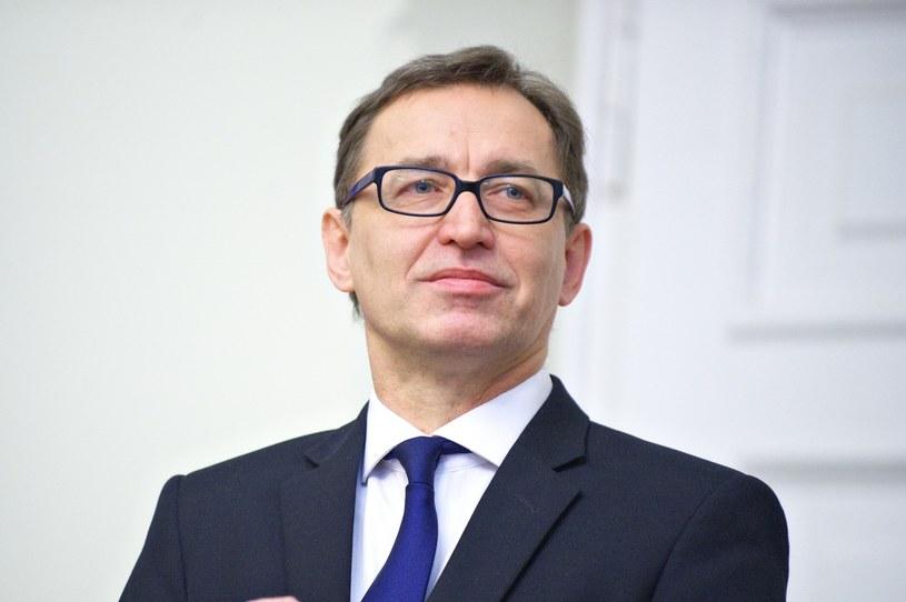 Jarosław Szarek, prezes IPN /East News
