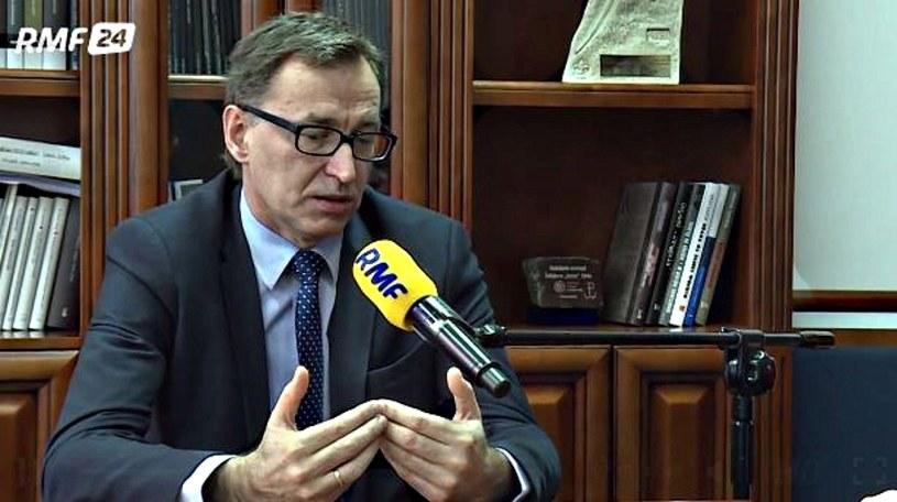 Jarosław Szarek /RMF FM