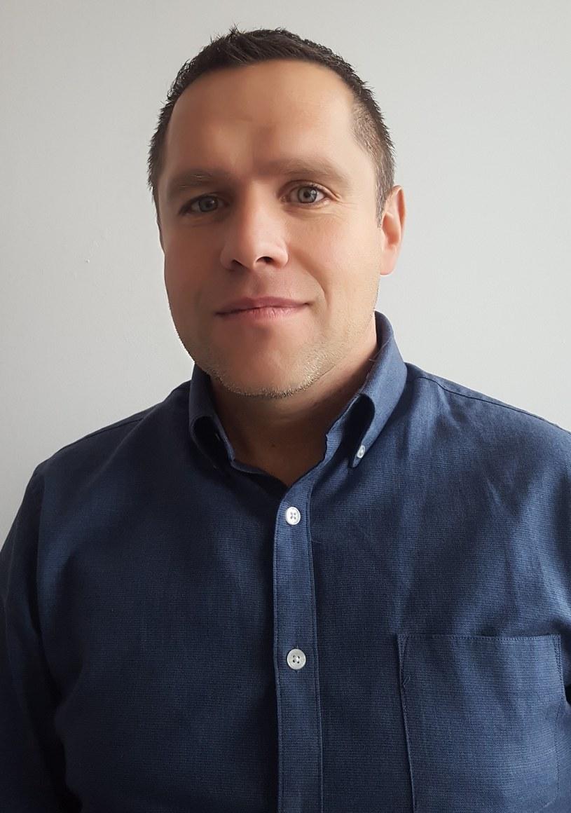 Jarosław Szpara ekspert Honda, absolwent Akademii Bydgoskiej, od 17 lat ściśle związany z motoryzacją, od 12 lat – z markami japońskimi. /materiały promocyjne
