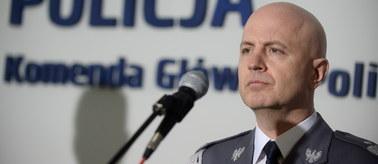 """Jarosław Szymczyk nowym szefem policji. """"Nie przewiduję zmian personalnych w KGP"""""""