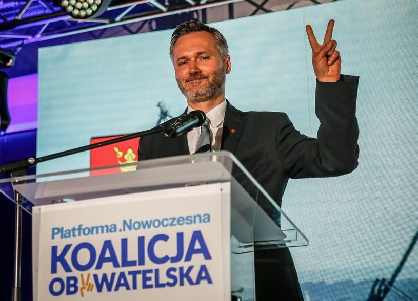Jarosław Wałęsa /Karolina Misztal /Reporter