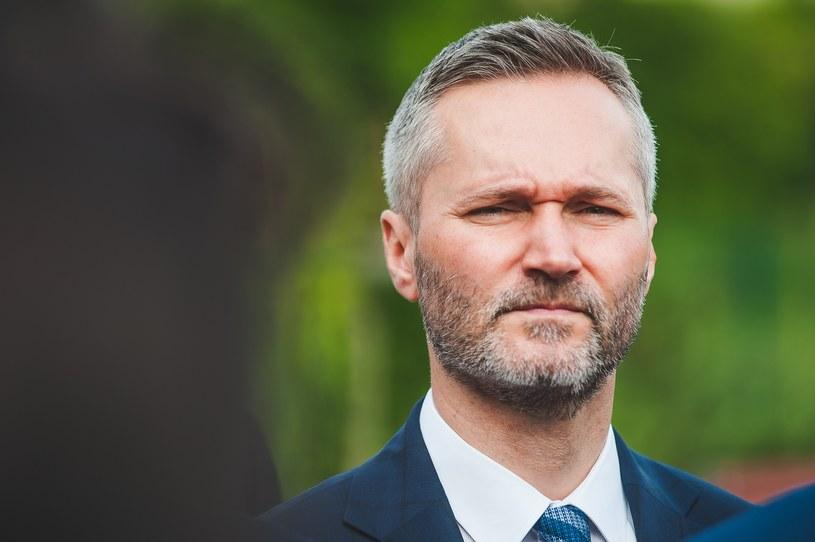 Jarosław Wałęsa /Karol Makurat /Reporter