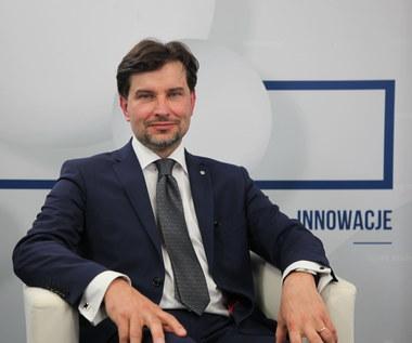 Jarosław Wittstock, wiceprezes Grupy Lotos
