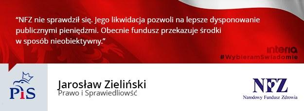 Jarosław Zieliński /INTERIA.PL