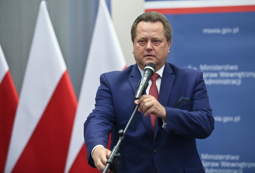 Jarosław Zieliński /Rafał Guz /PAP