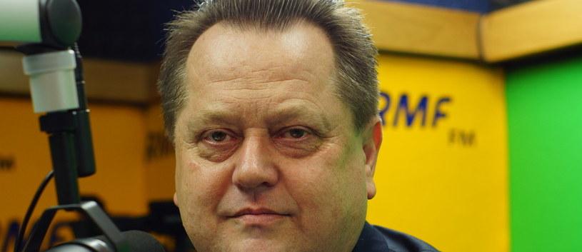 Jarosław Zieliński /RMF FM