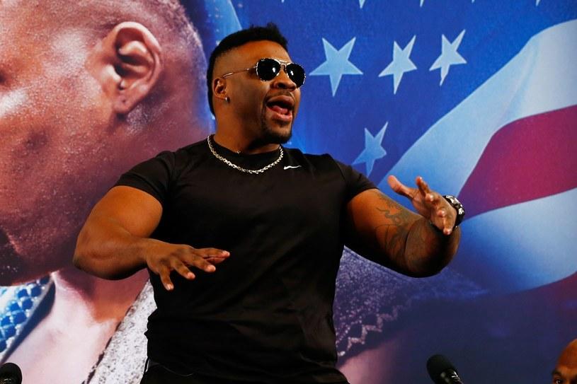 Jarrell Miller zmierzy się z Anthonym Joshuą 1 czerwca w Nowym Jorku /AFP
