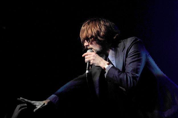 Jarvis Cocker, frontman Pulp - fot. Mark Metcalfe /Getty Images/Flash Press Media