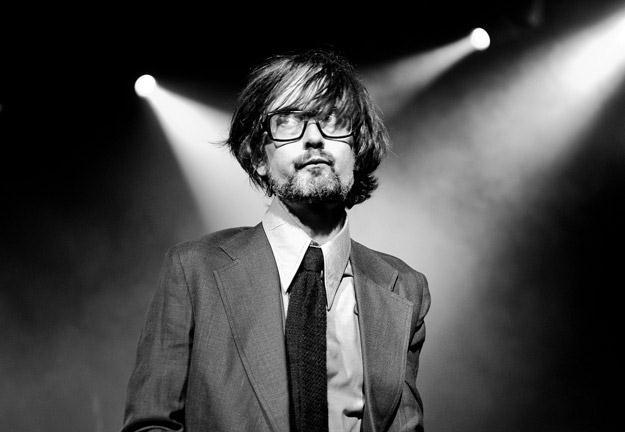 Jarvis Cocker, wokalista Pulp - fot. Mark Metcalfe /Getty Images/Flash Press Media