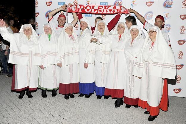 "Jarzębina: ""Koko koko Eurocopa"" /AKPA"