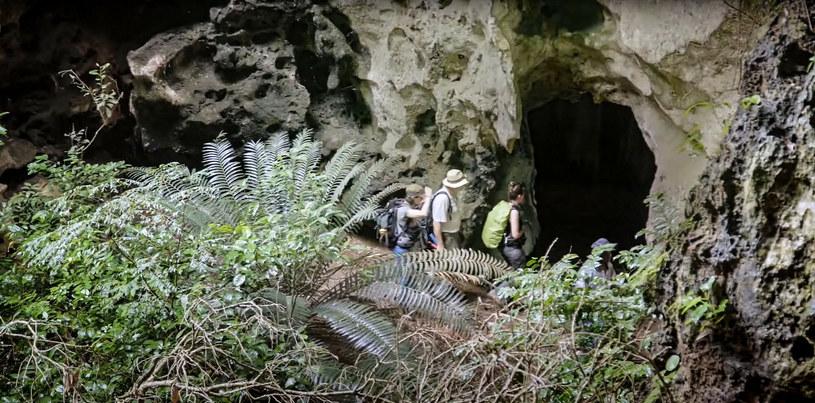 Jaskinia Panga ya Saidi w Kenii /Francesco Derrico/AFP /East News