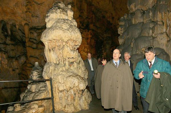 Jaskinia Postojna /AFP