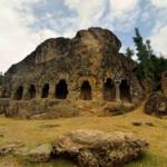 Jaskinie Kalaroos. Mityczny tunel z Kaszmiru do Rosji?