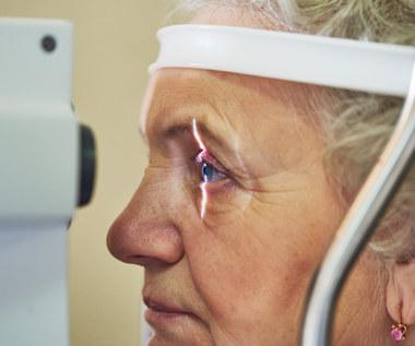 Jaskra - choroba, która odbiera wzrok