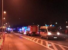 Jasło: Z uszkodzonego bloku ewakuowano ponad 40 osób