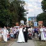 Jasna Góra: Ponad 75 tys. pieszych pielgrzymów w dwa tygodnie
